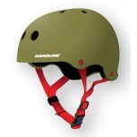 Casco Wake/long Hardline Green Army