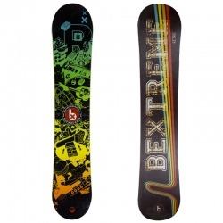Retro BeXtreme Snowboard