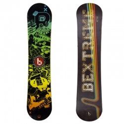 Retro Kids BeXtreme Snowboard