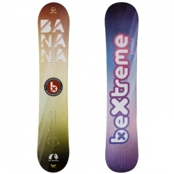 Snowboard Banana Bamboo 150cm BeXtreme