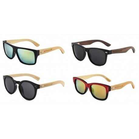 Gafas Sol Bambú BeXtreme