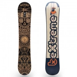 Snowboard BeXtreme Banana