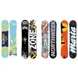 Snowboard personalizzabile