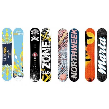 Snowboard Custom