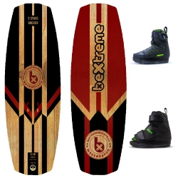 Wakeboard BeXtreme Punk 145 + Boots