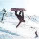 Flames 2016 BeXtreme Snowboard