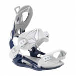 SP Private Navy Snowboard Bindings