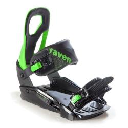 Fijaciones snowboard Raven S200 41-44UE