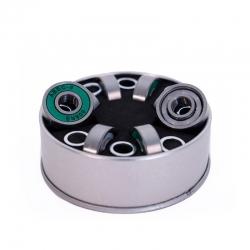 Longboard & Skate Bearings ABEC 9 Chrome