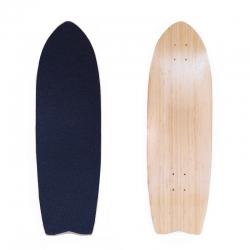 Longboard BeXtreme Skull 40,5