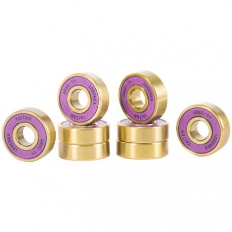 Longboard & Skate Bearings ABEC 11 TAITAN