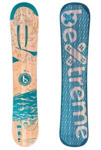 tabla snowboard BeXtreme Waves FIT