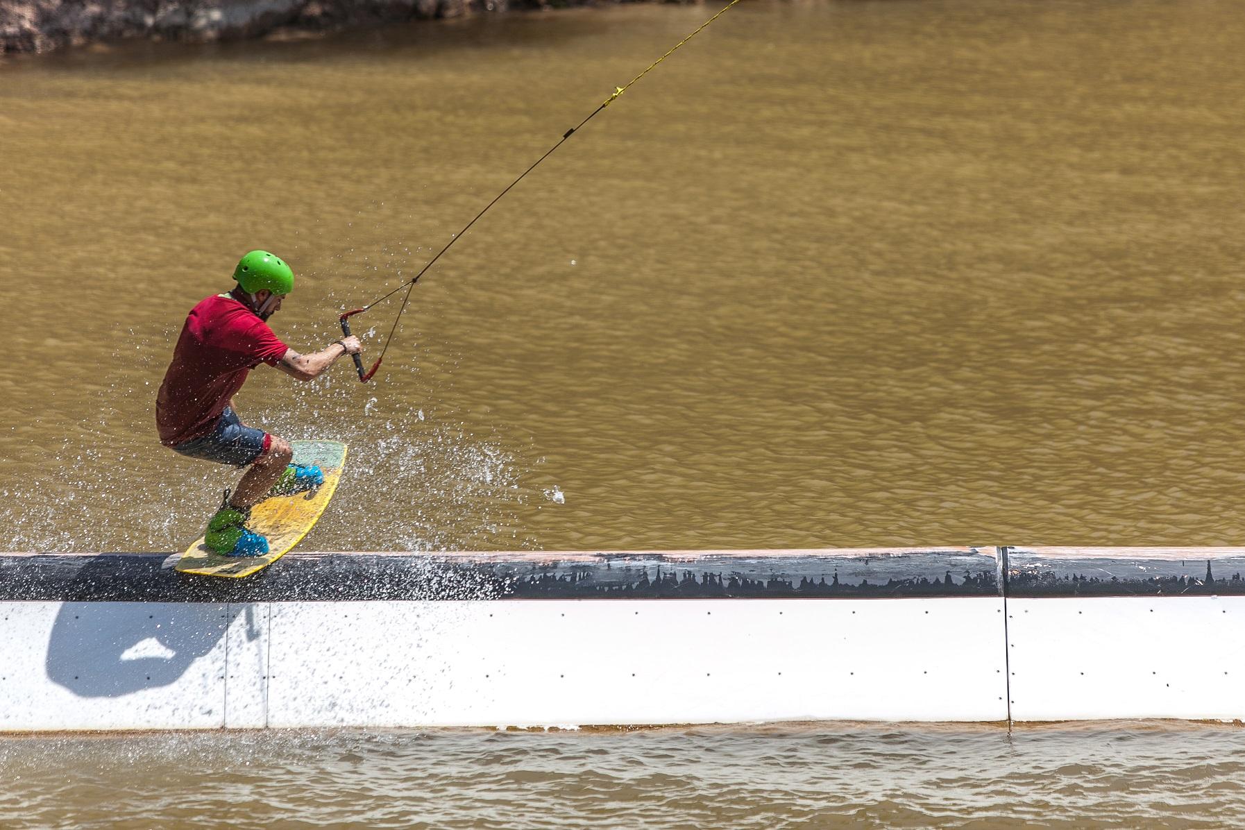 wakeboard campeonato