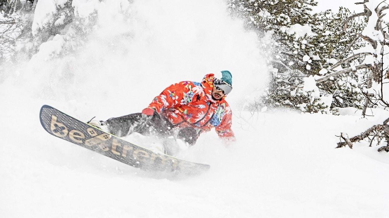 tabla snowboard BeXtreme wide