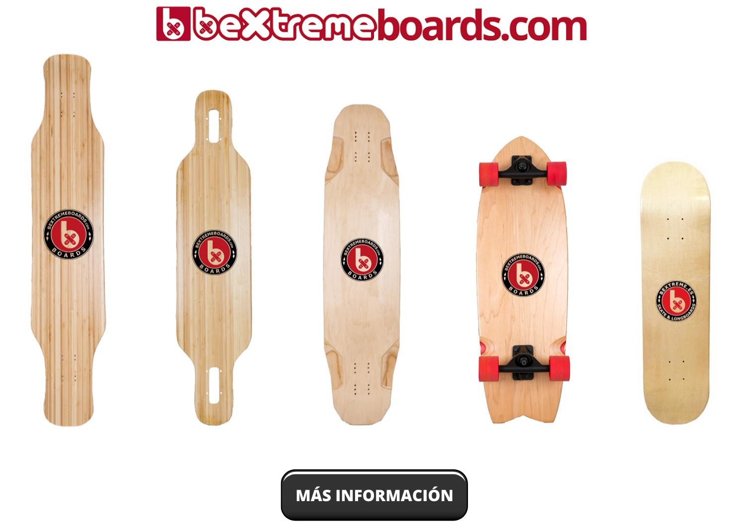 Skate-Longboards BeXtreme 2019
