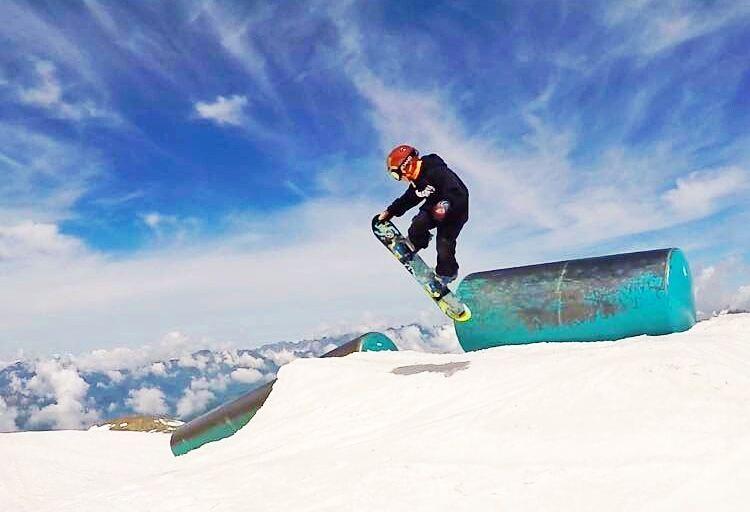 Nuevo snowboard para niños BeXtreme. 110, 120 y 130cm