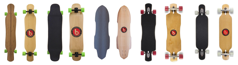 longboards bextreme