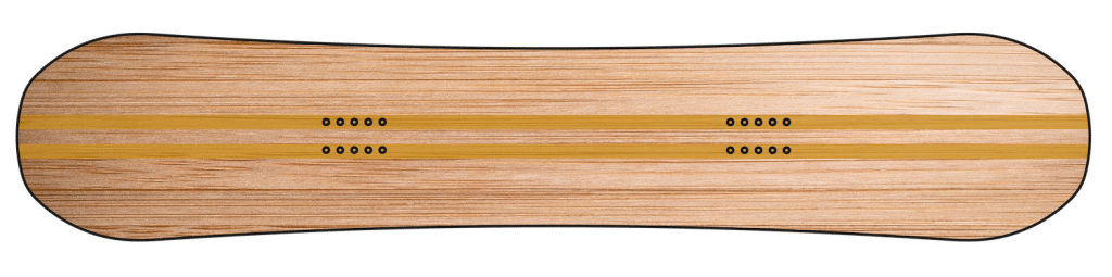 snowboard Woodcore