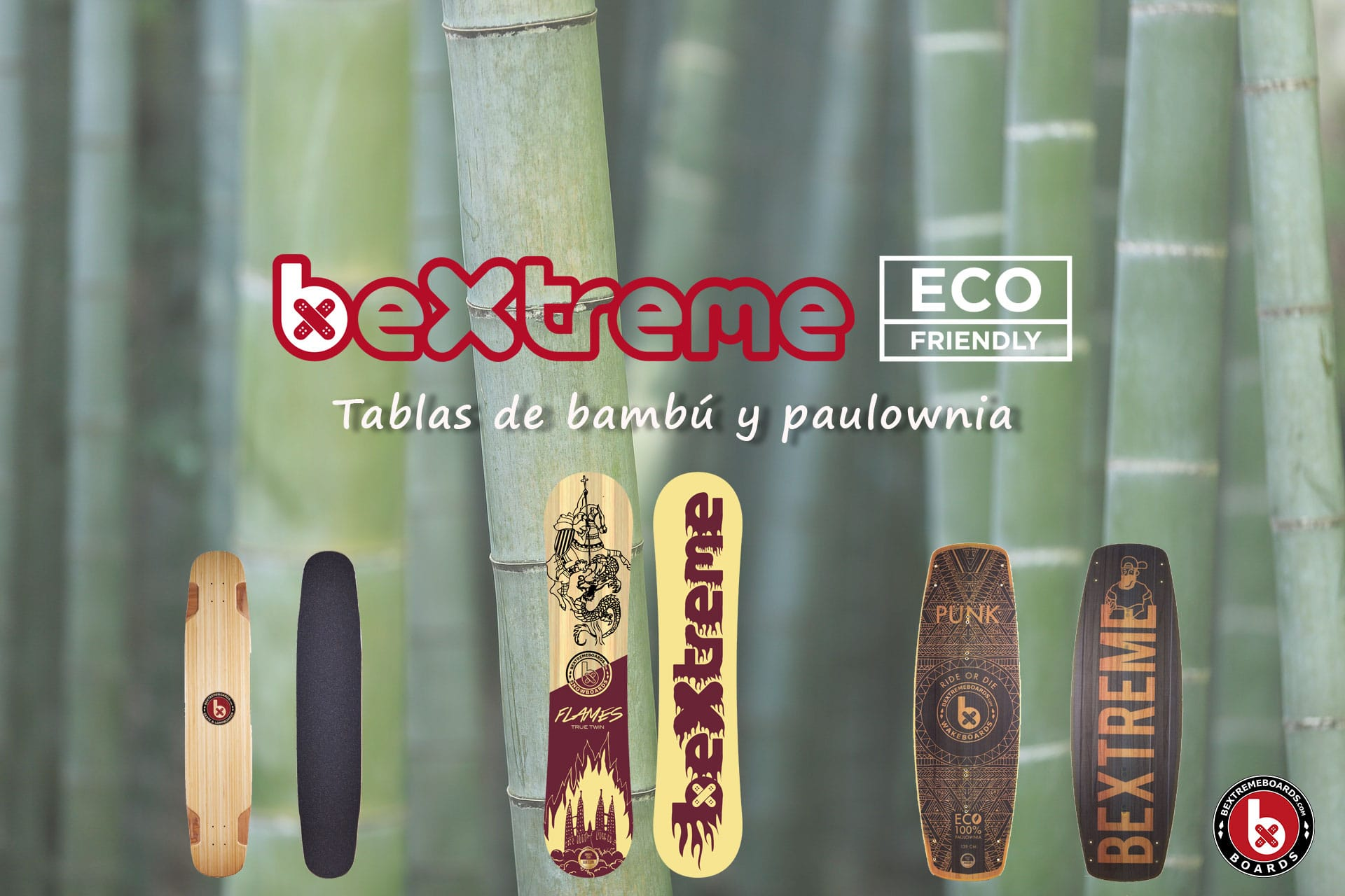 tabla bambu