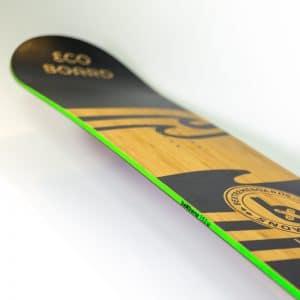 snowboard sidewall