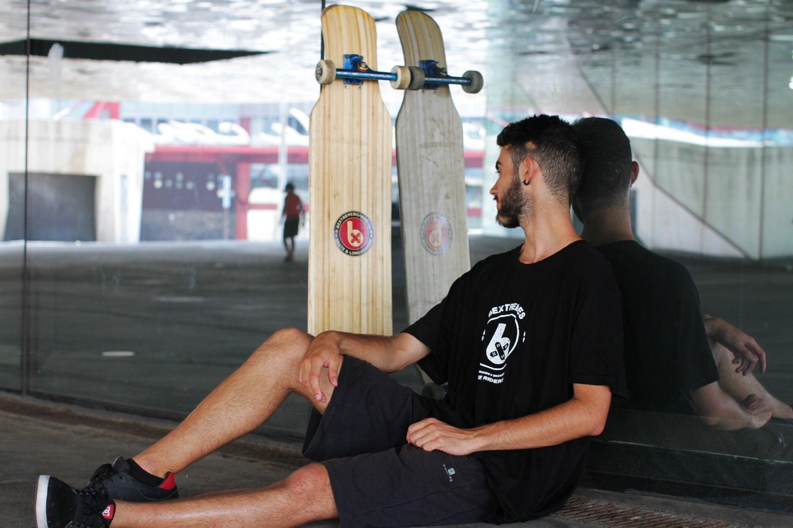 rider longboard