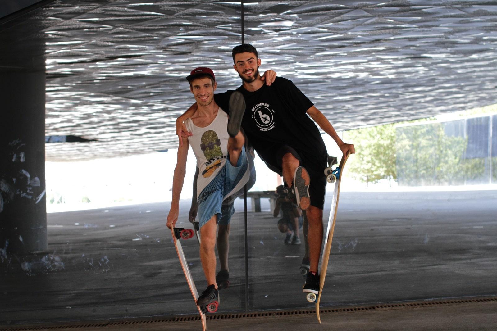 longboard trick