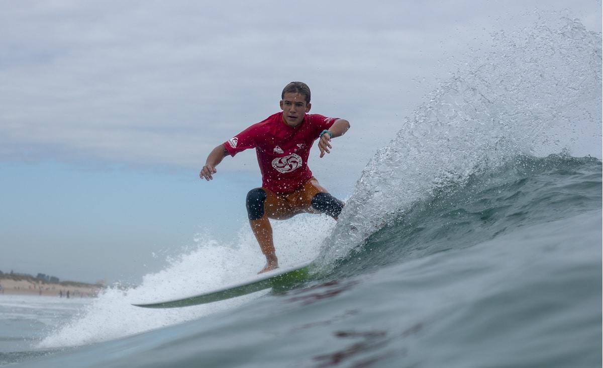 campeonato escuela cantabra de surf