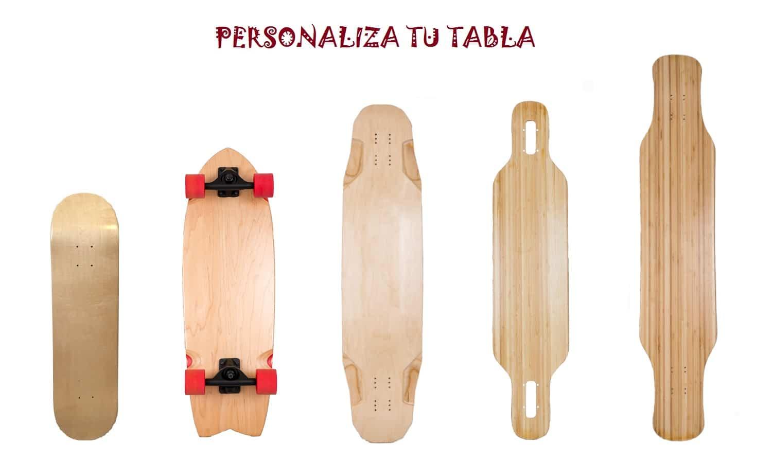longboards personalizables