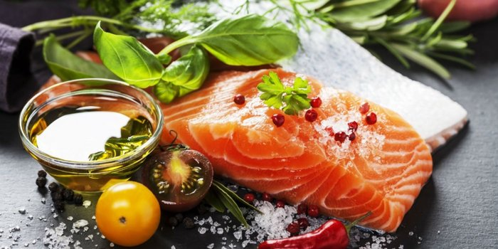 comida rapida y saludable