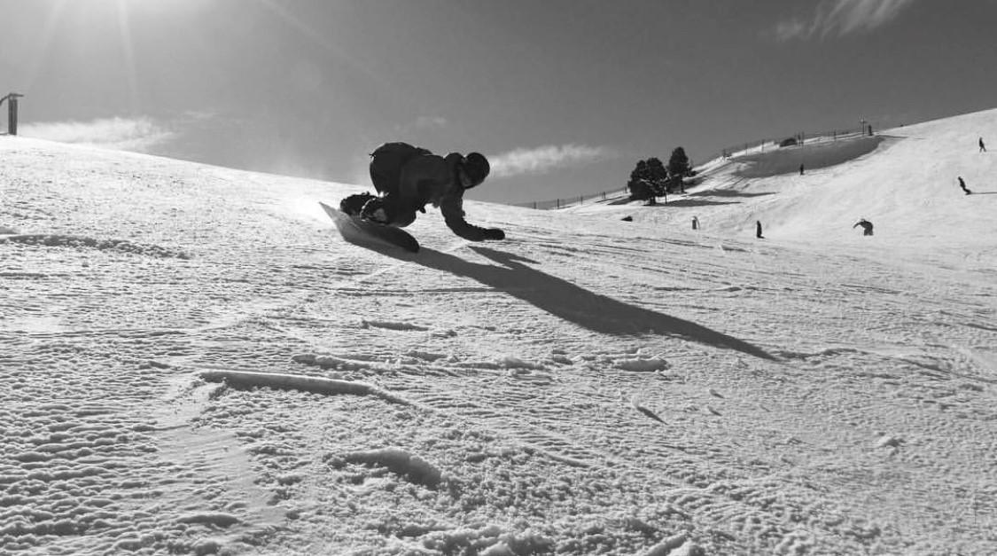 rider snowboard alicia bosh