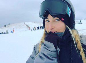 rider snowboard alicia