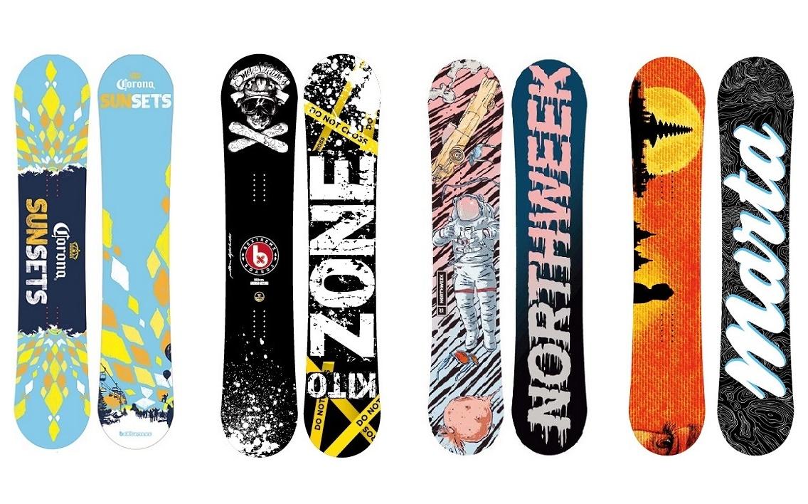snowboard personalizado