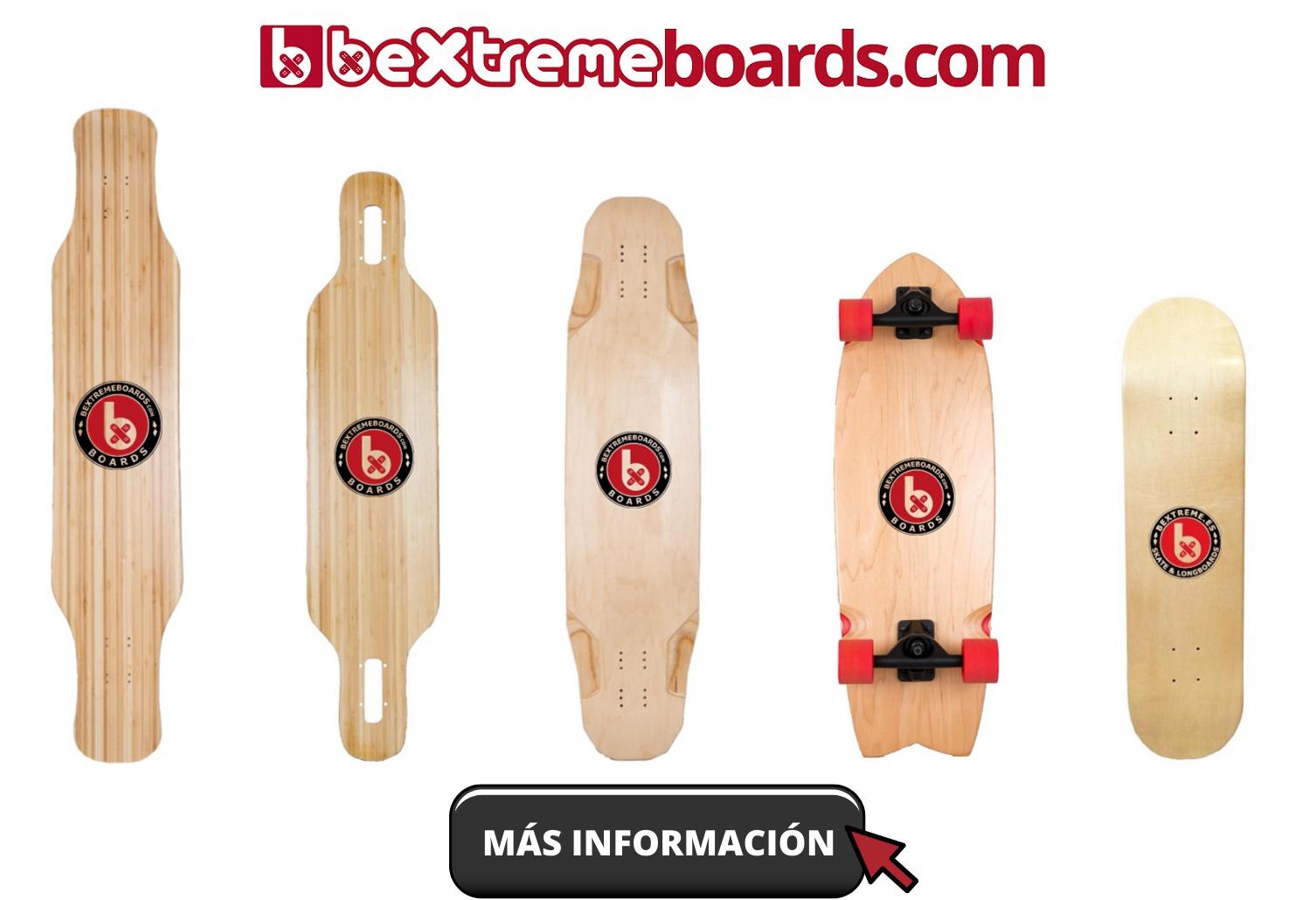 Skate-Longboards BeXtreme
