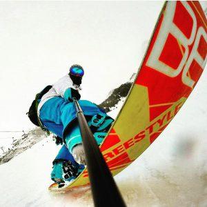 truco snowboard manual