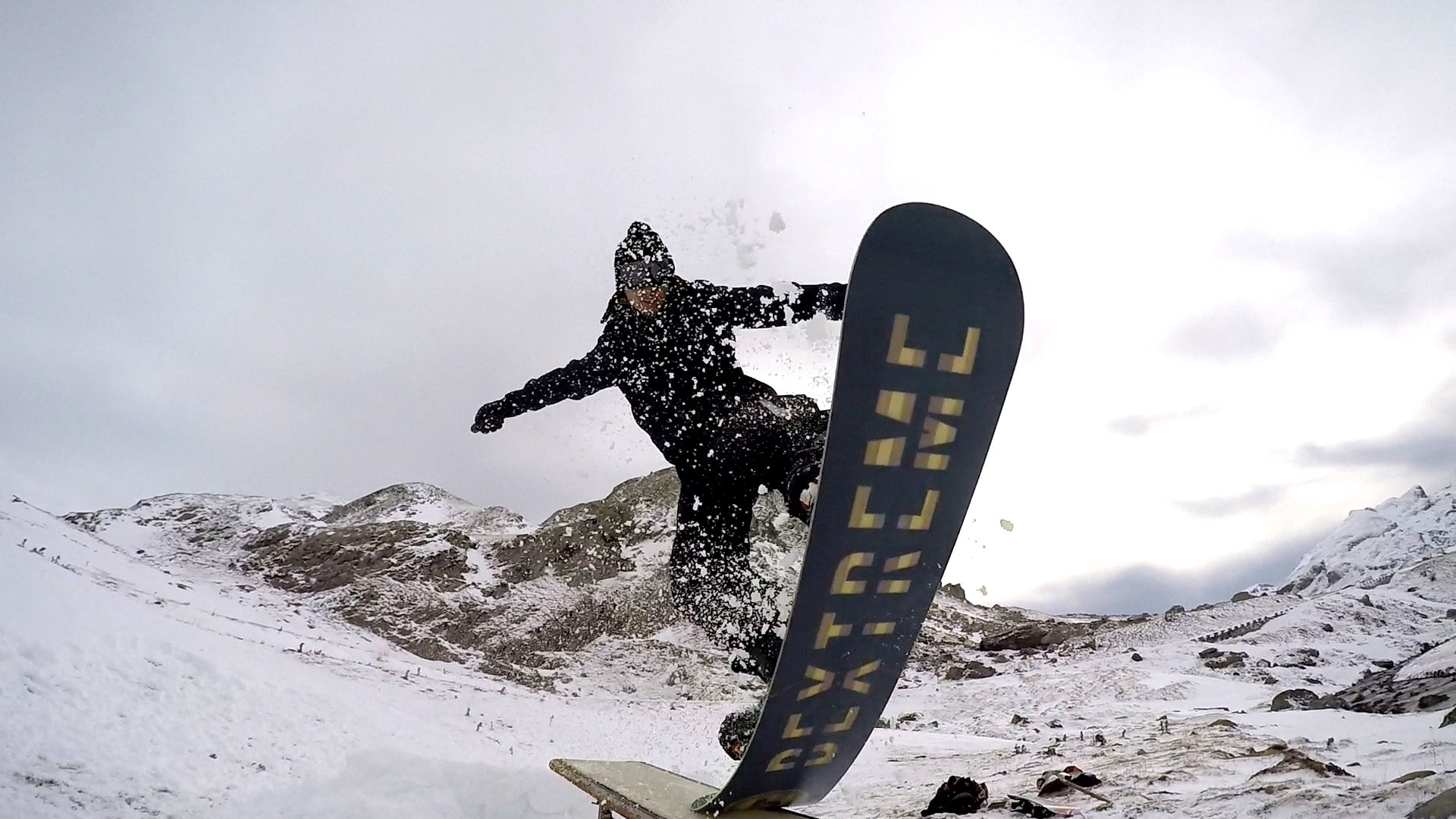 snowboard freestyle doble camber