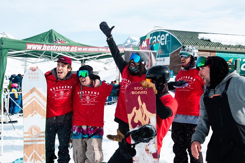 tablas snowboard para hombres