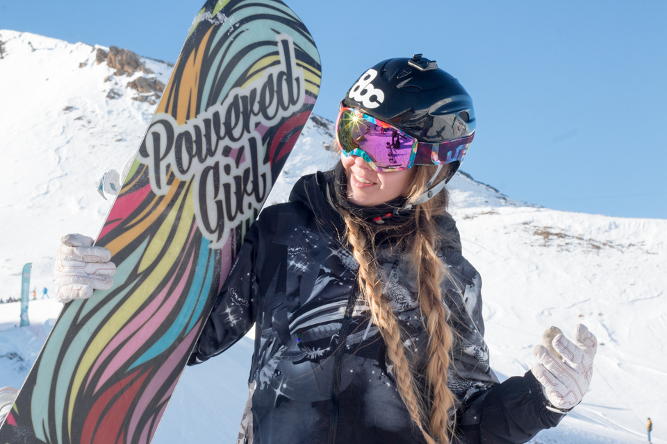 snowboard para chica y mujer