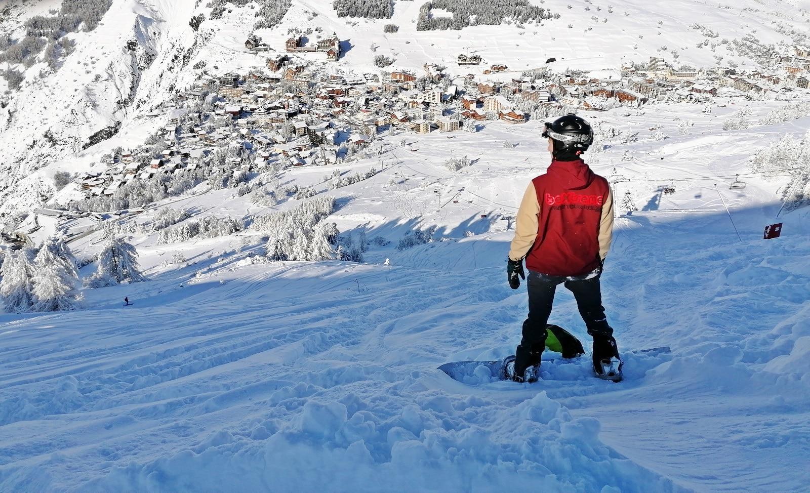 hoodie bextreme snowboard y ski