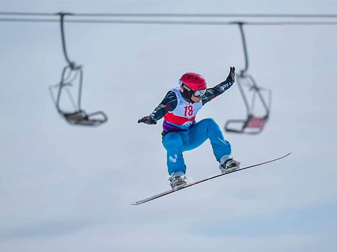 marc roure snowboarding
