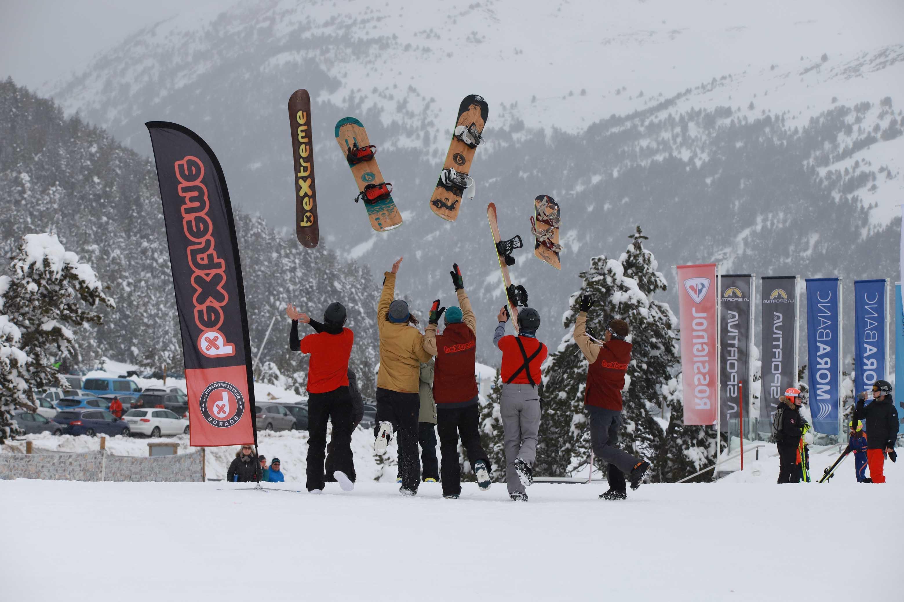 Bextreme Snowboard