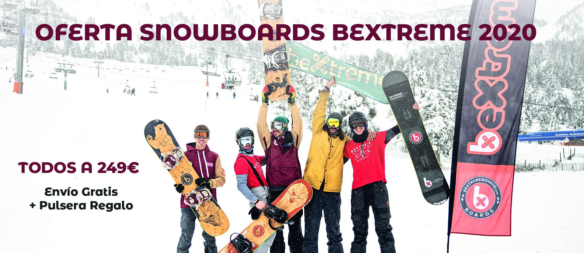 oferta snowboards 2020