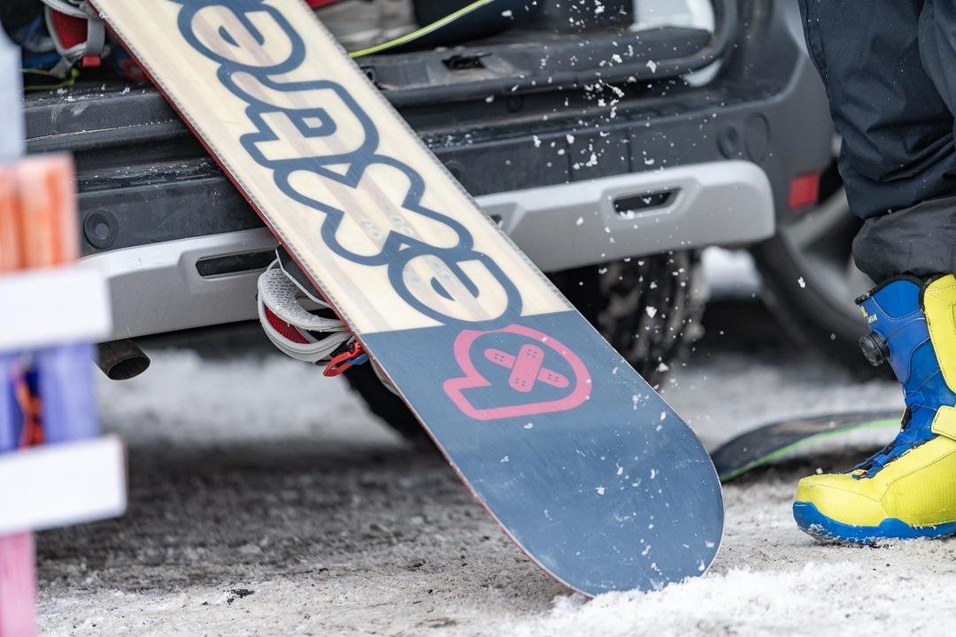 Tabla Snowboard Bextreme