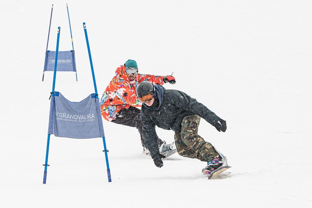 snowboard freeride y feestyle