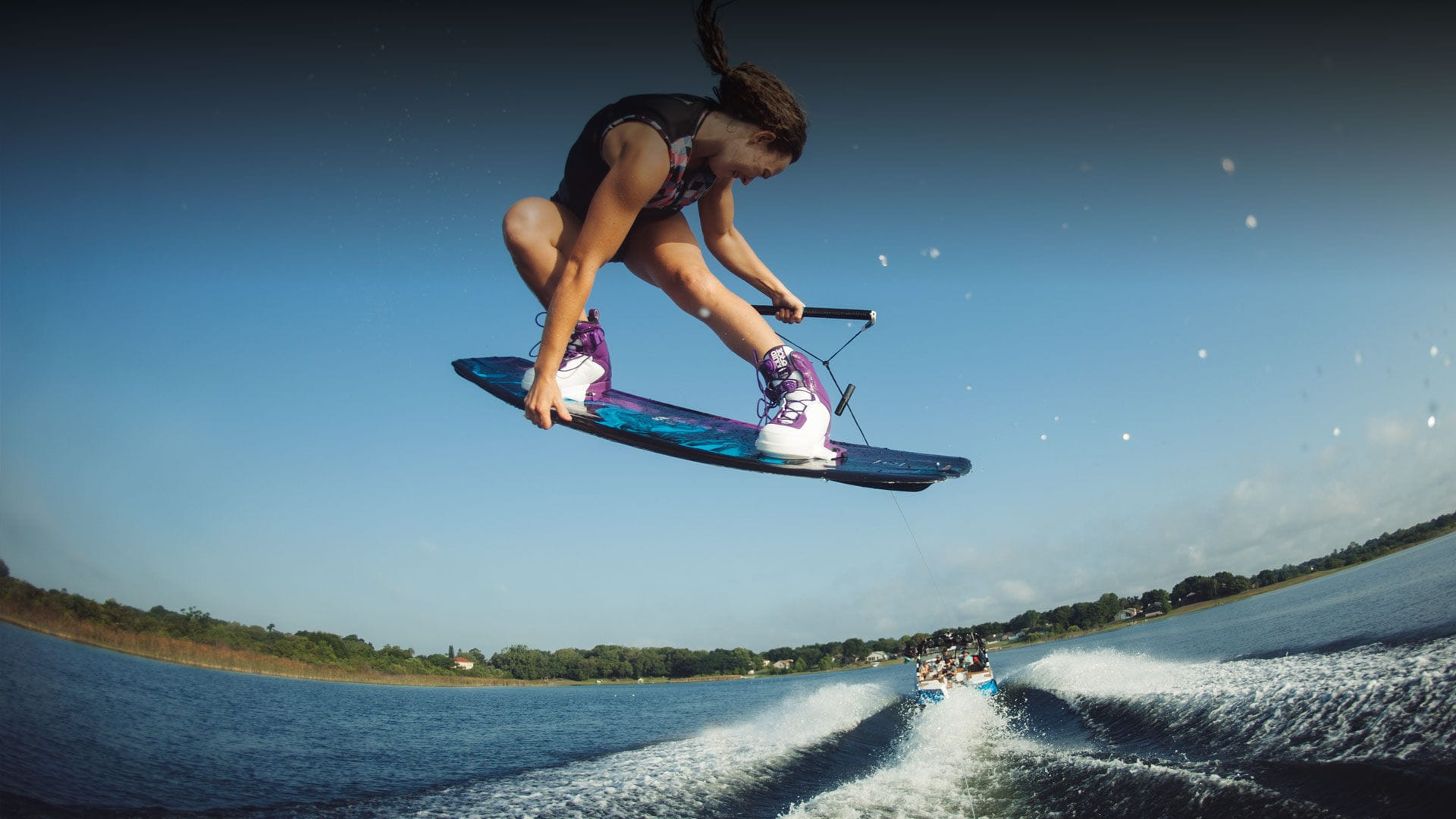 Wakeboard barco