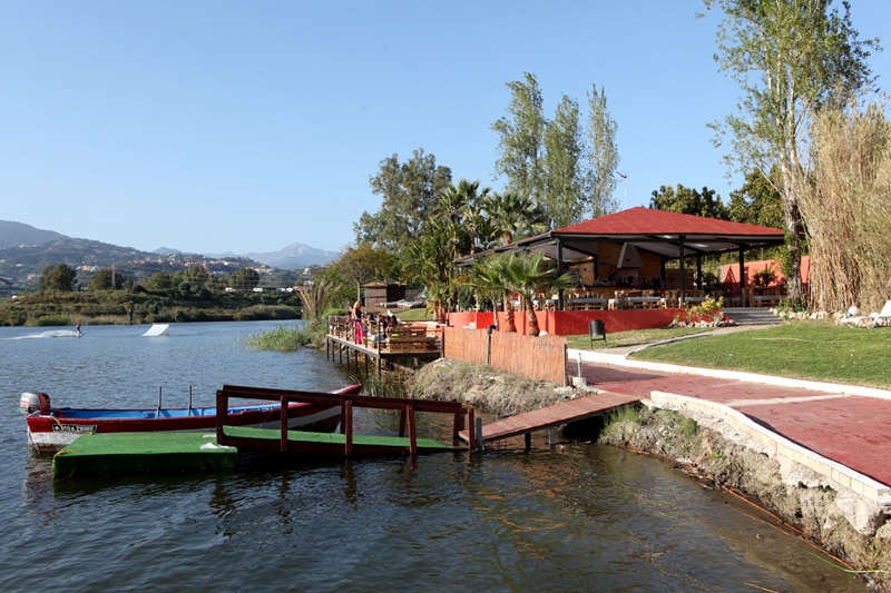 wakeboard center marbella