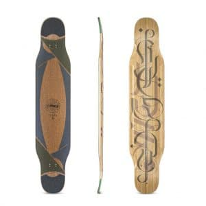 longboard loaded tarab