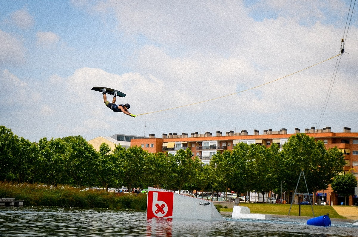 salto wakeboard