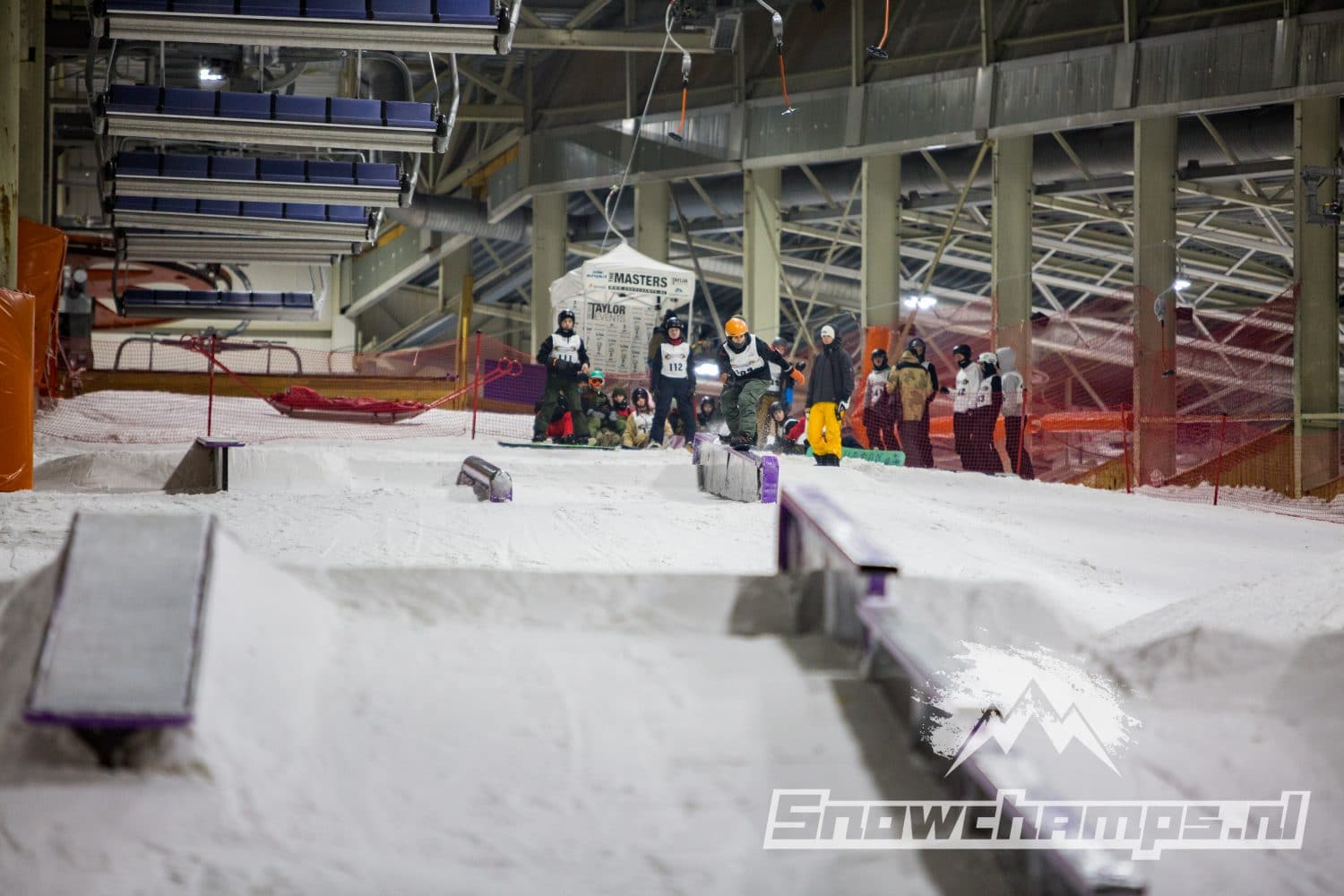 SnowWorld, Landgraaf indoor