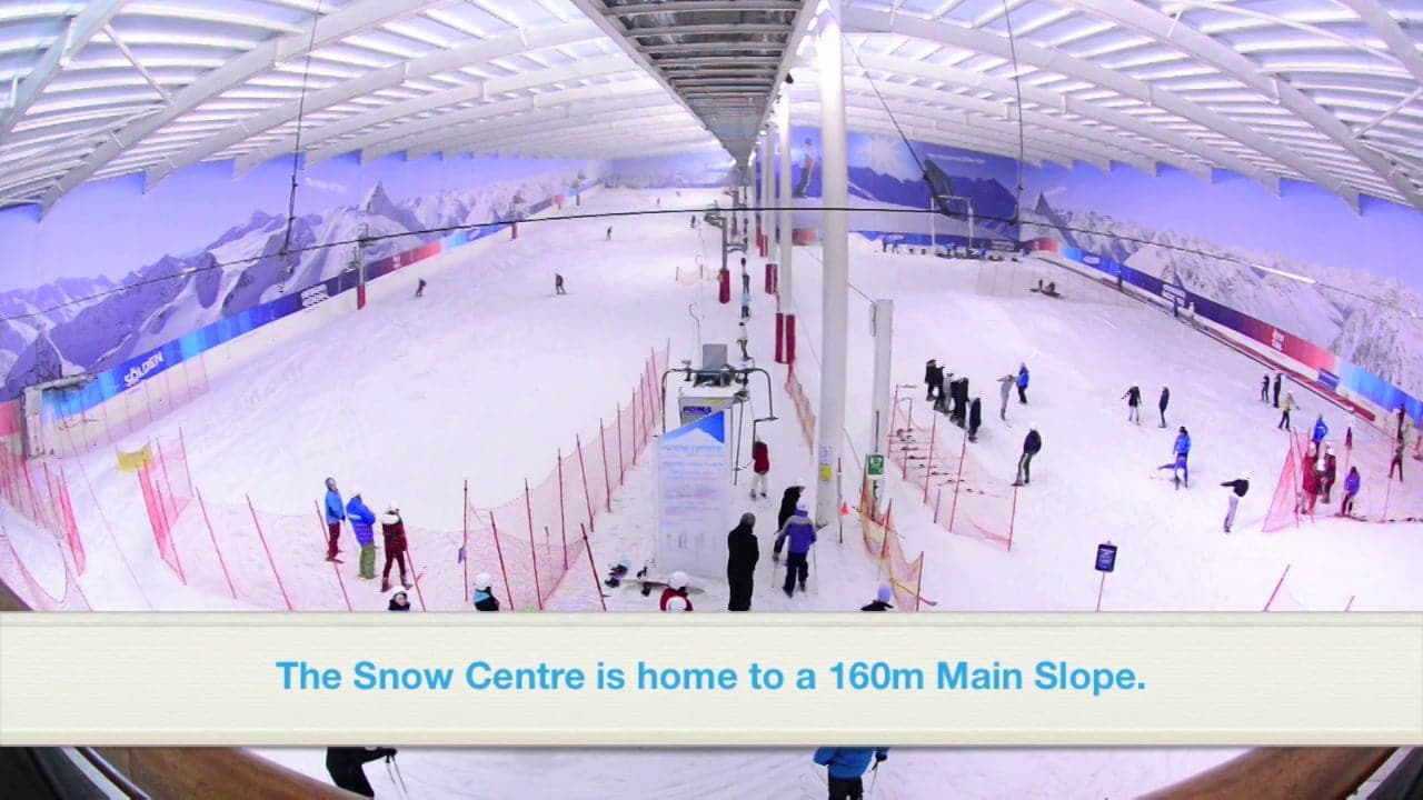 The Snow Center, Hemel Hempstead indoor