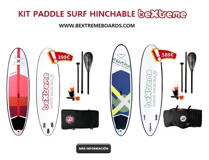 tabla sup hinchable